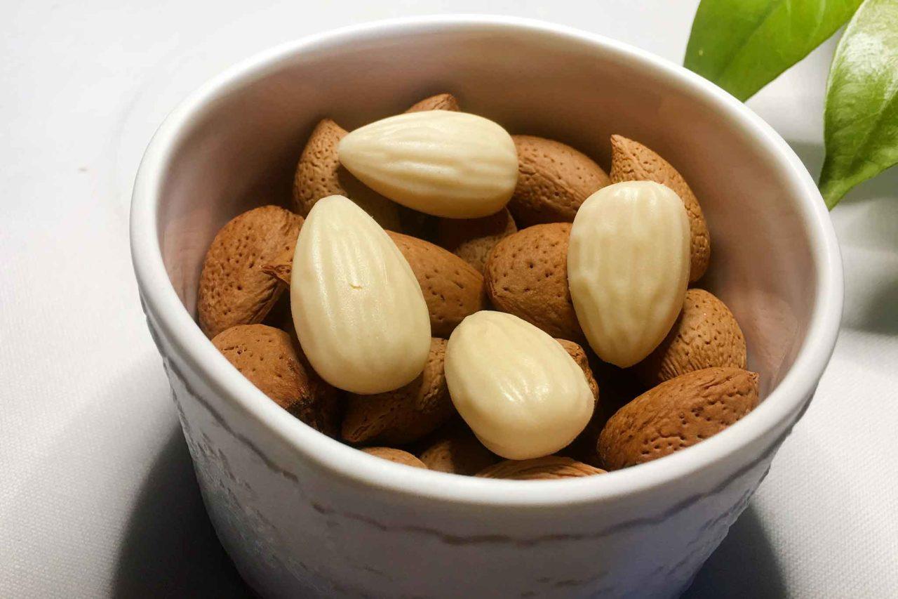 mandorle di Sicilia dolce