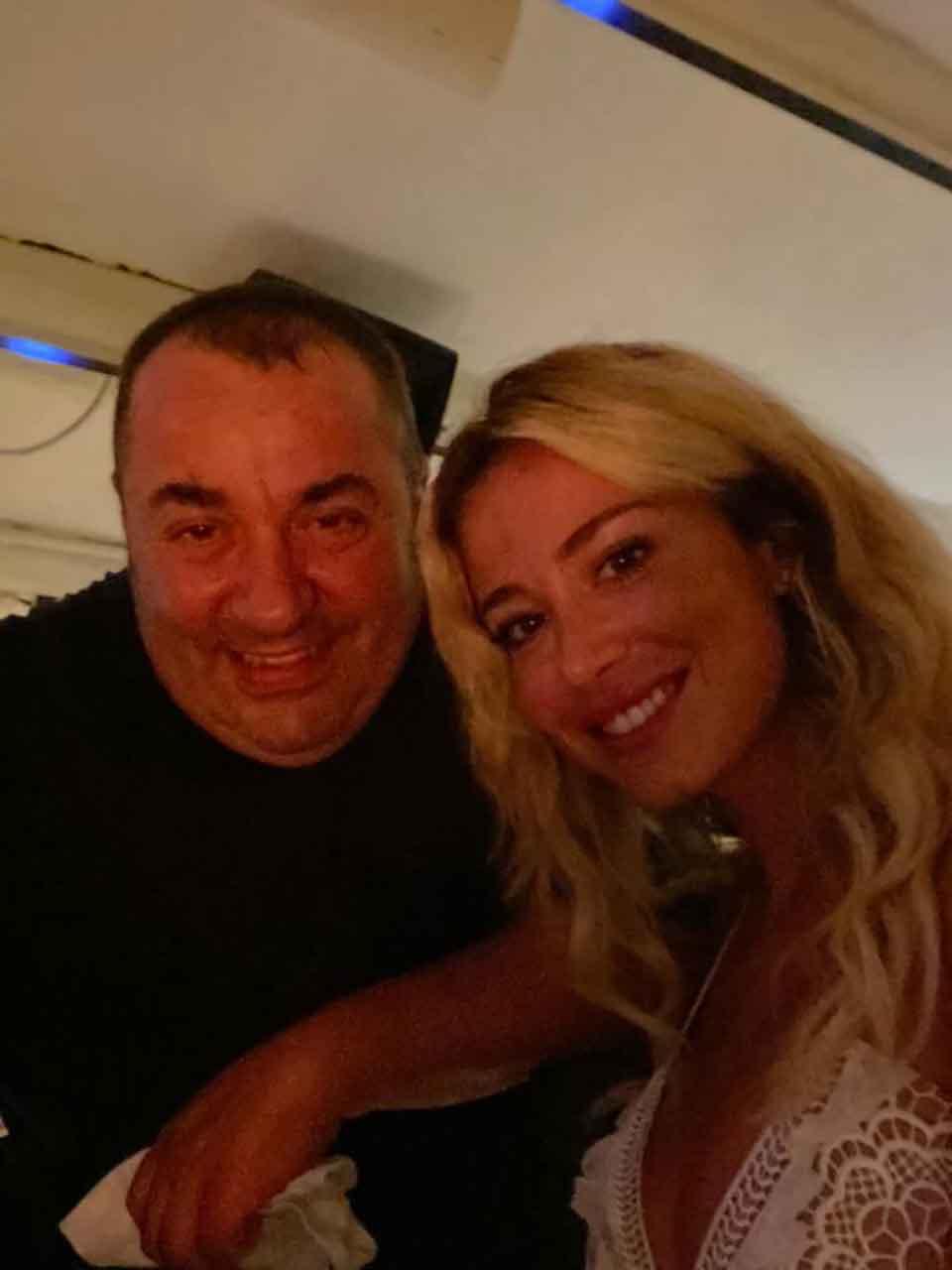 Johnny Micalusi Restaurant Sottovento Sardegna