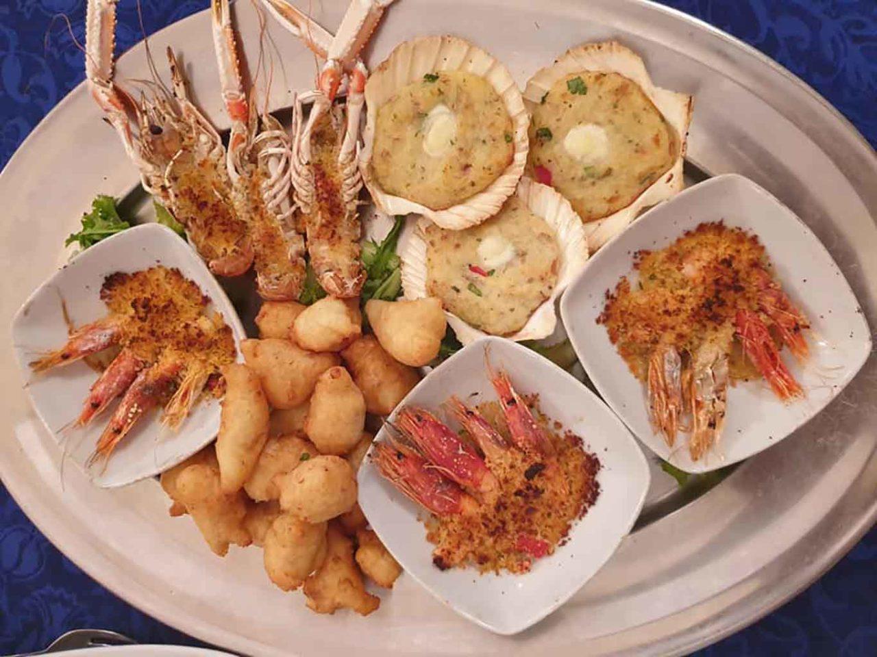 La Vecchia Hosteria Siderno ristoranti di mare