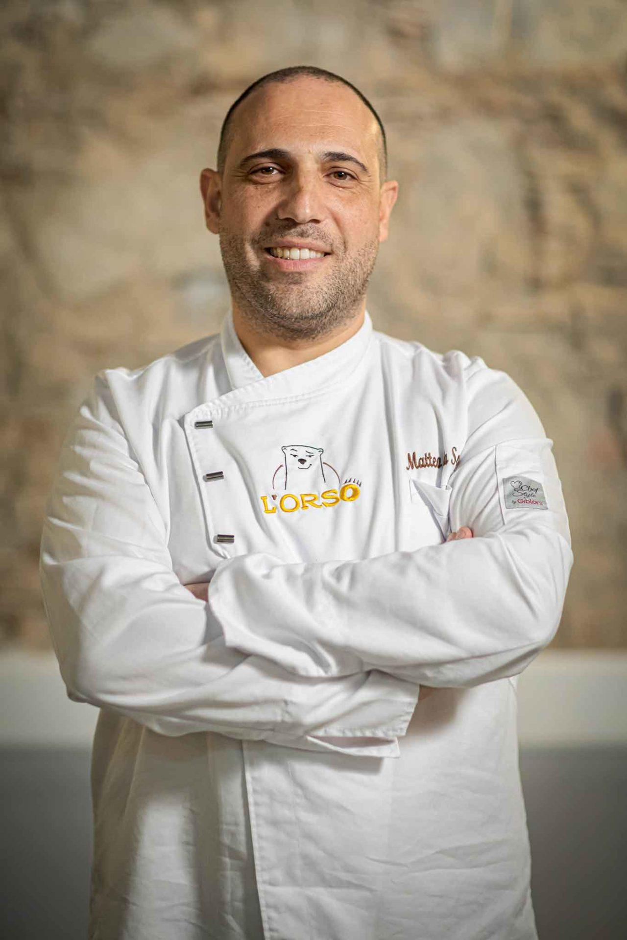 Matteo La Spada pizzaiolo