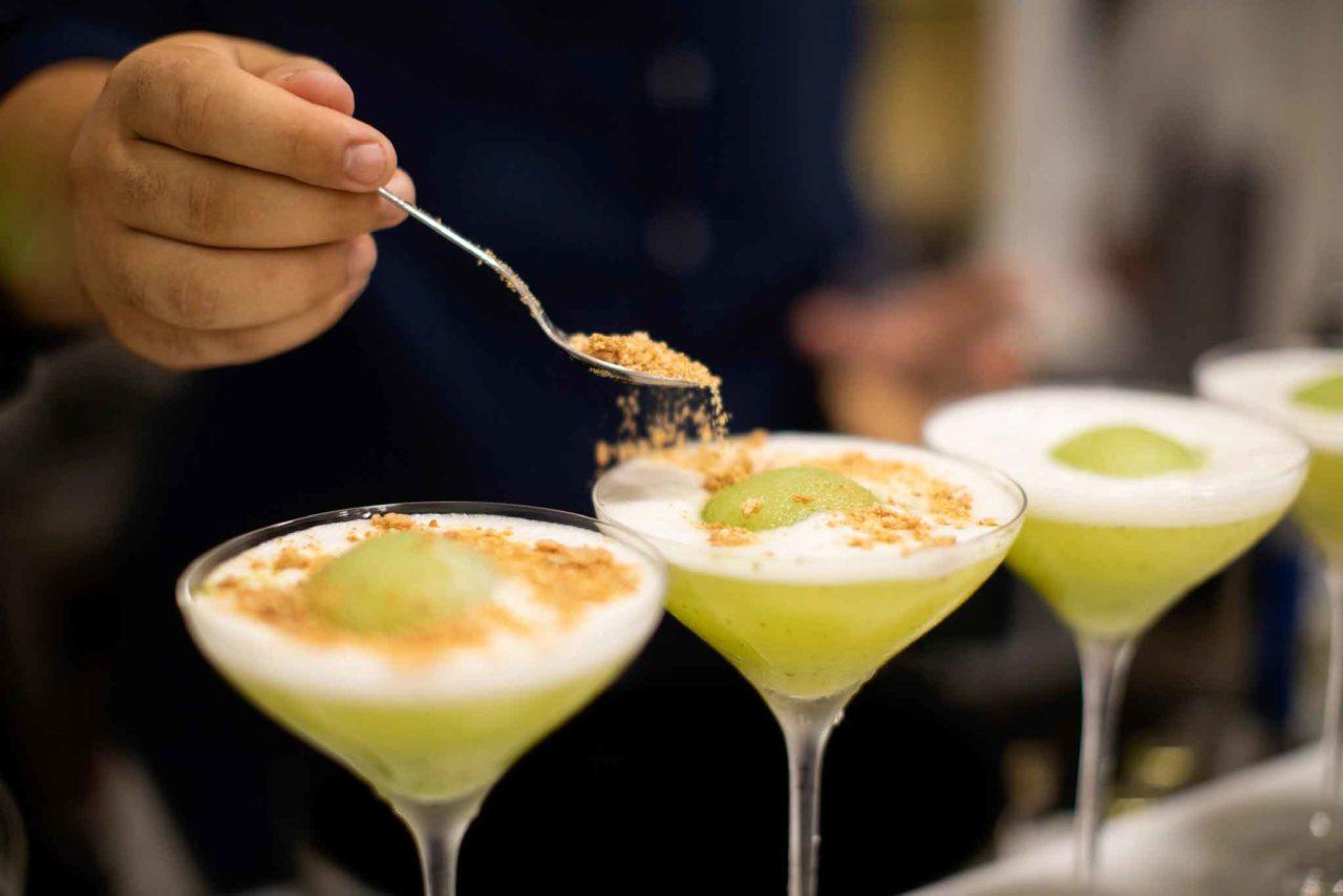 Path house Riposto Sicilia dessert cocktail