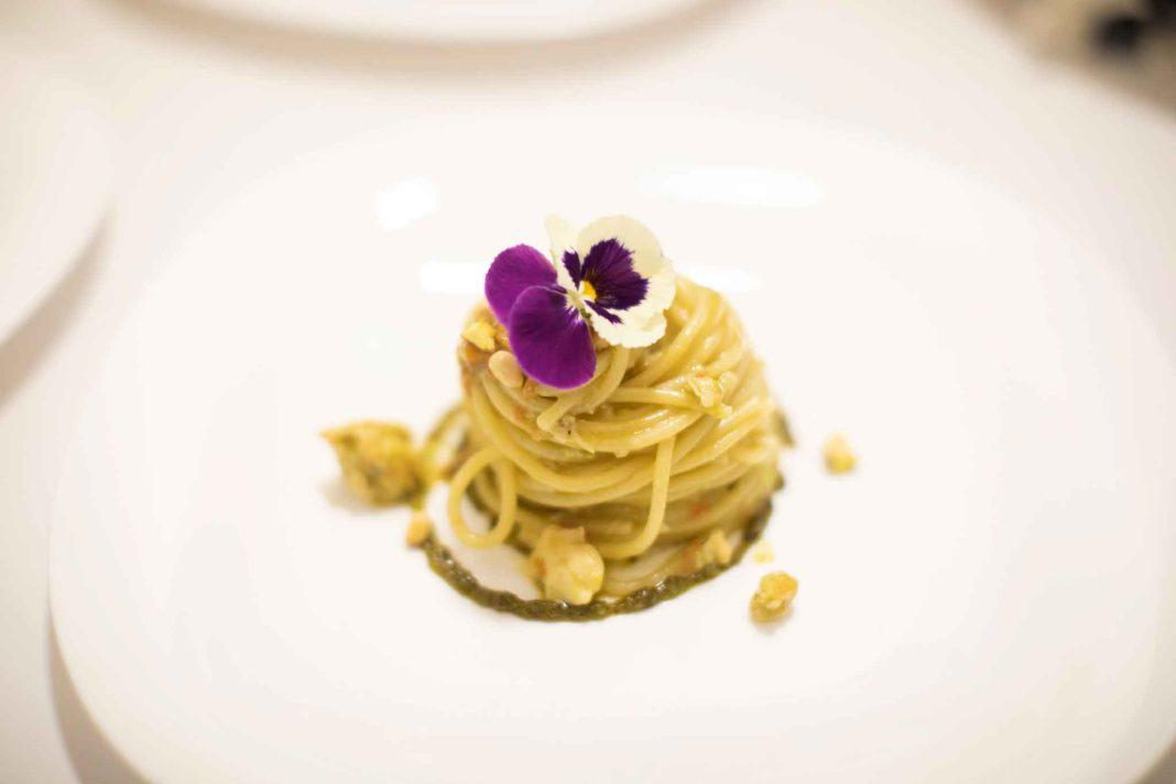 Path house Riposto Sicilia spaghettone