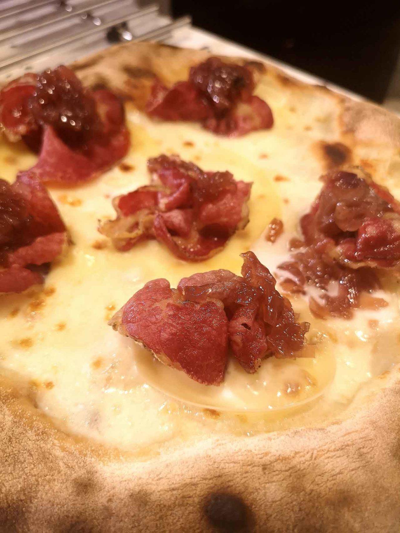 pizza Martina Fritta da Sforno a Martina Franca