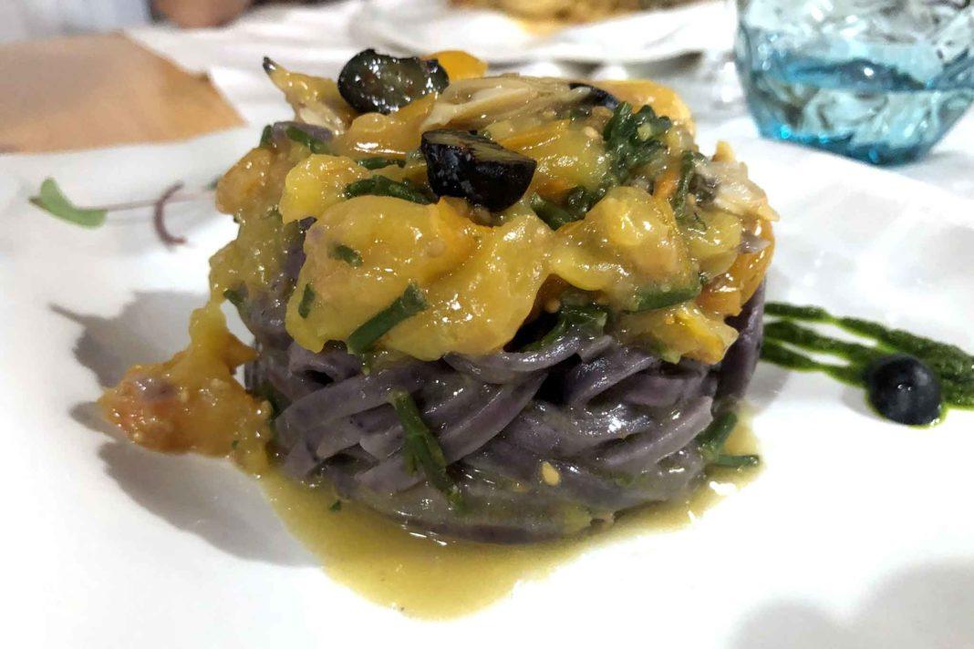 Street Stritt ristorante di pesce a Casal Velino Marina in Cilento