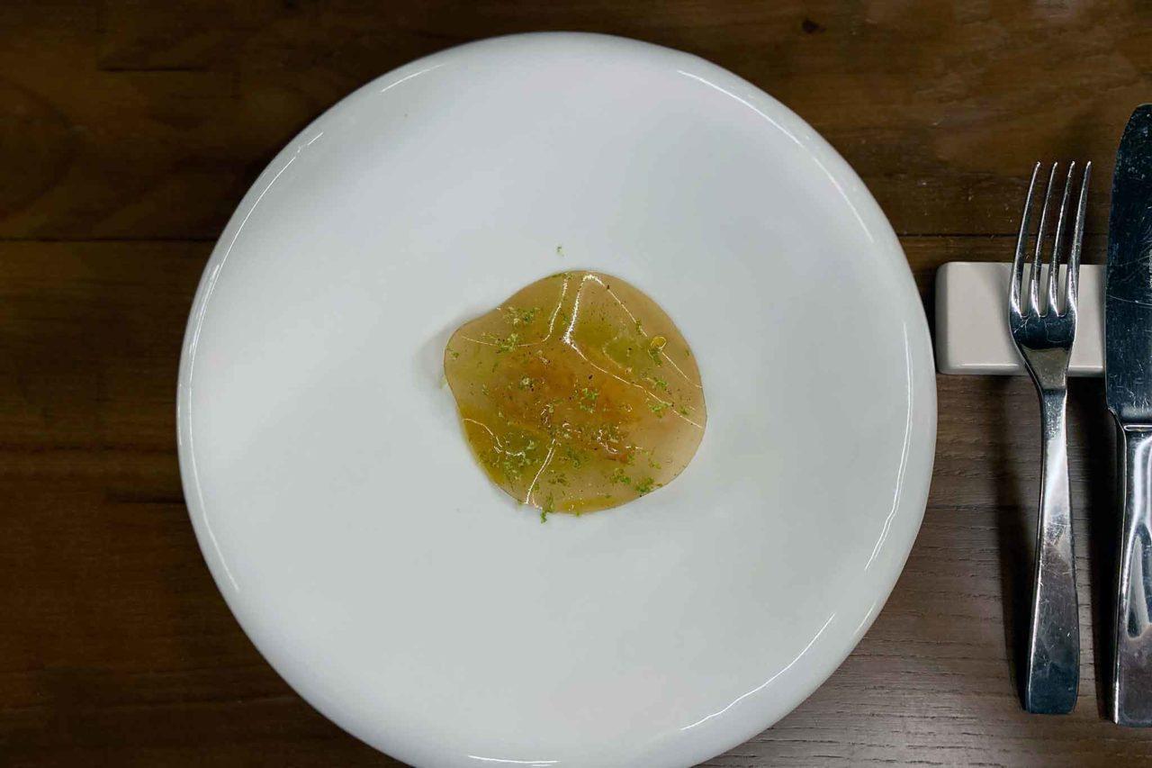 Suscettibile ristorante cilentano Salerno scampi