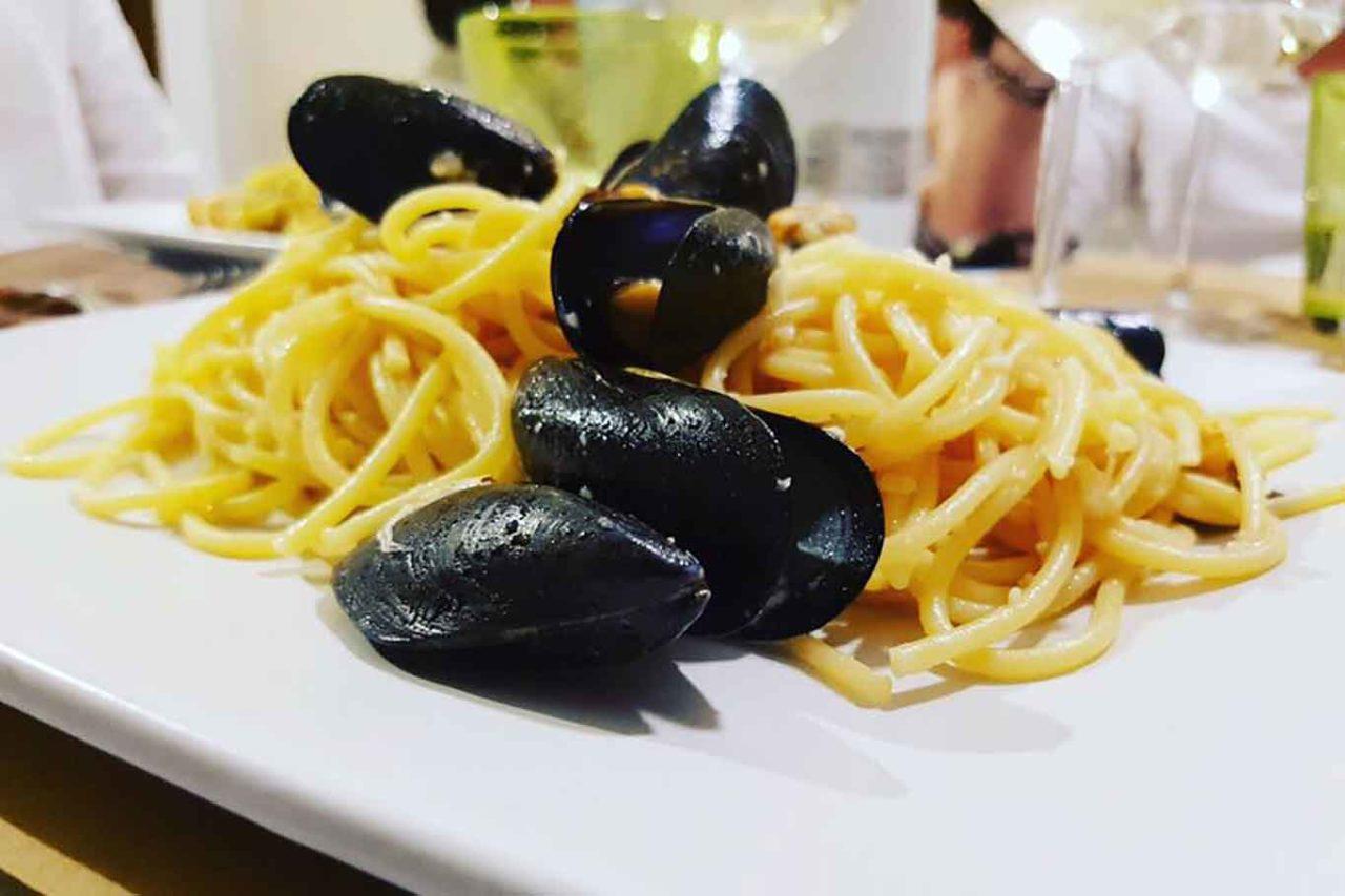 ristorante di mare in Sicilia