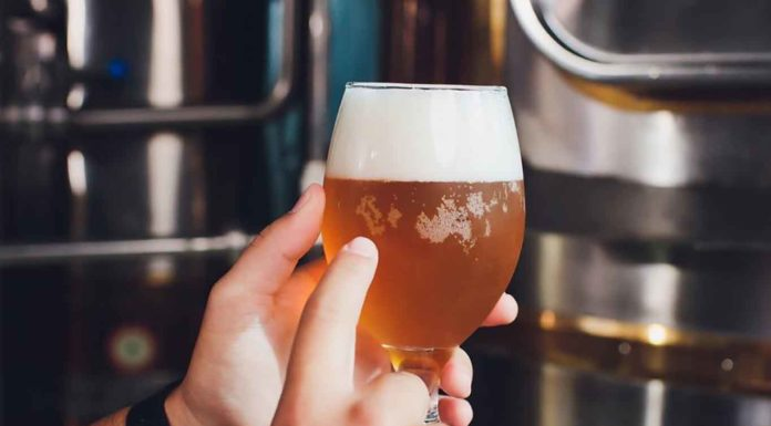 birra bicchiere sporco