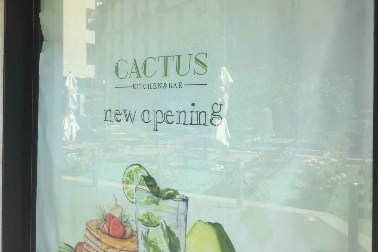 cactus kitchen bar milano