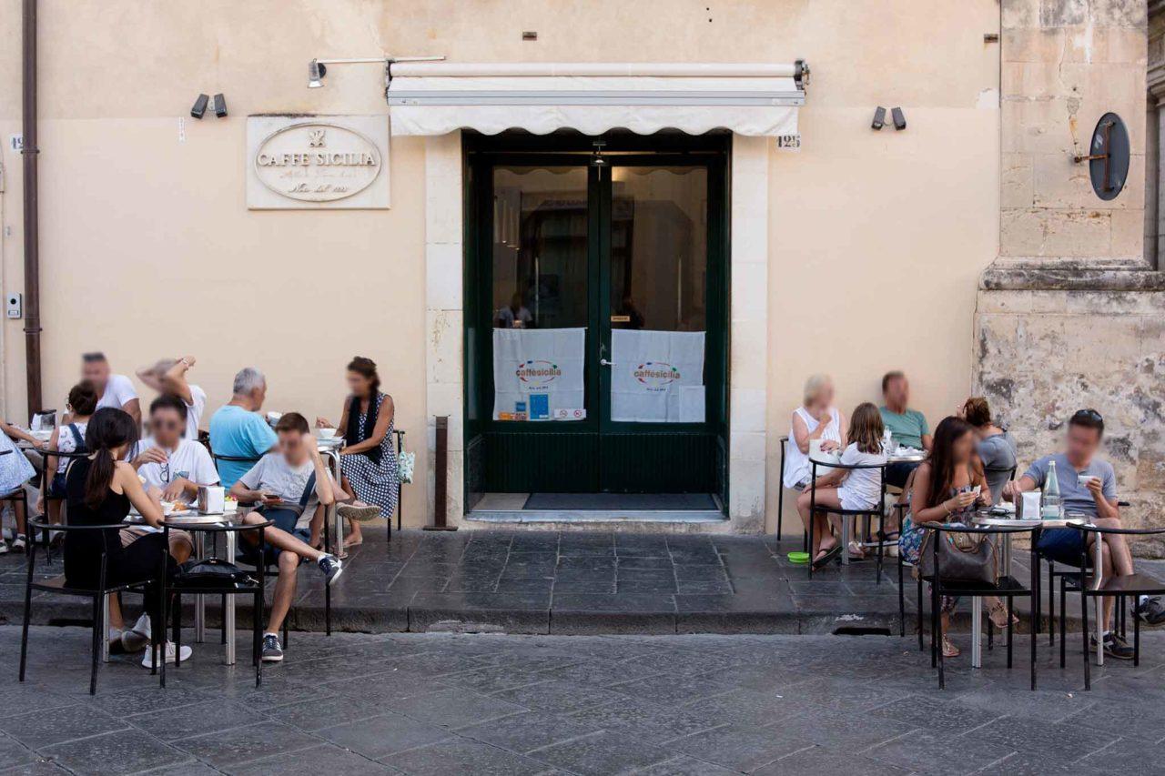Caffè Sicilia Noto
