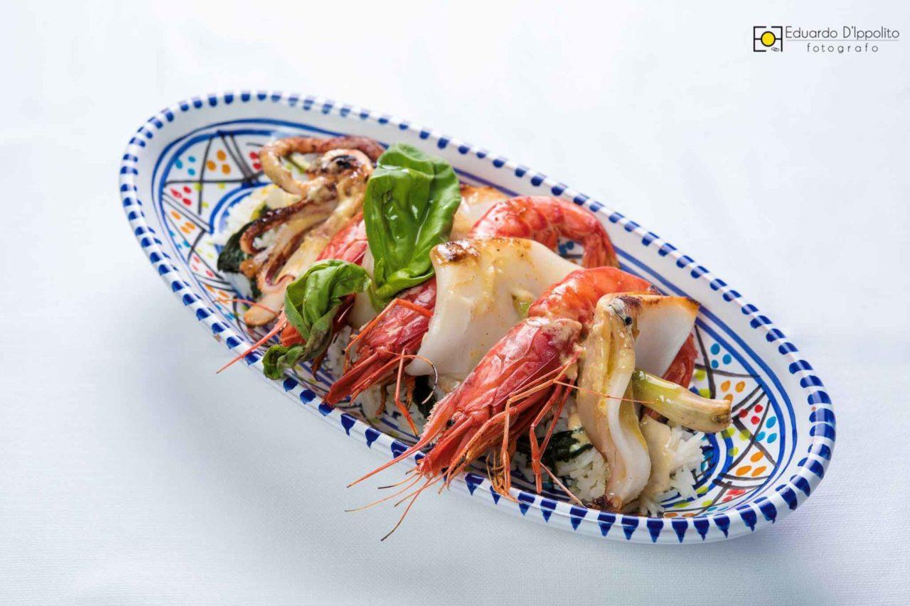 Mangiare bene in pesce a Licata