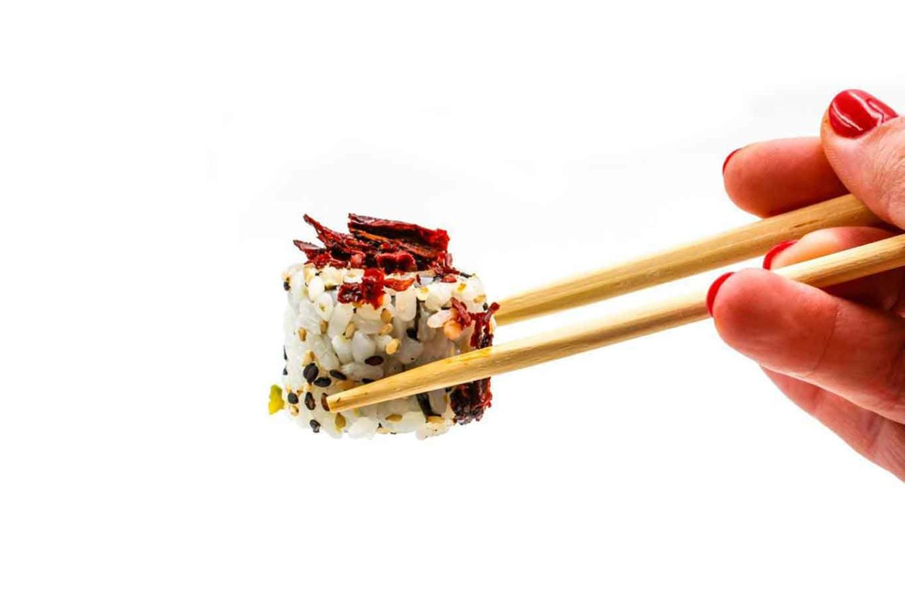 sushi calabrese ai peperoni cruschi