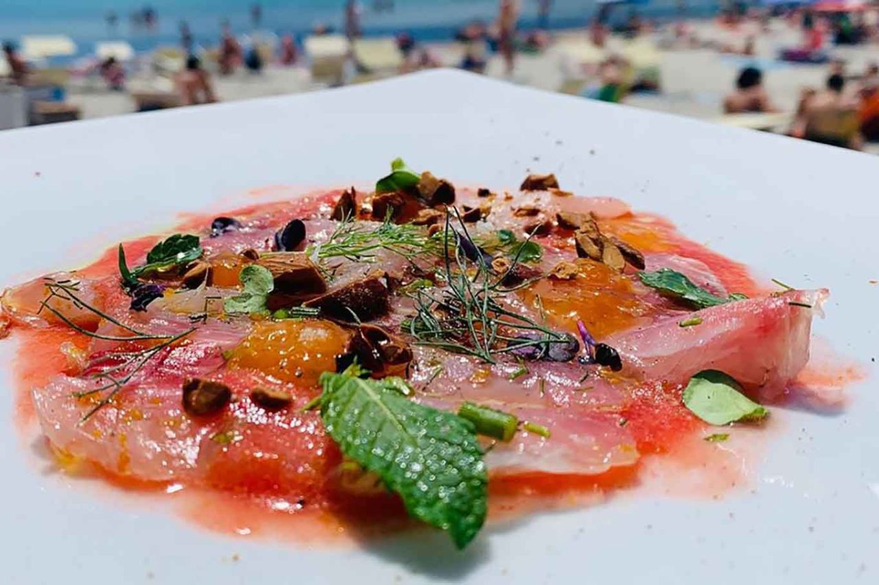 mangiare bene sul mare delle isole