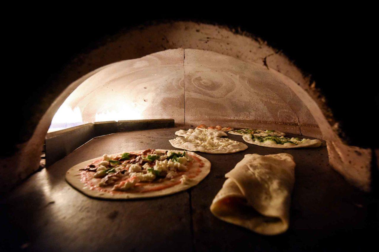 pizza Crazy Flavio Briatore forno
