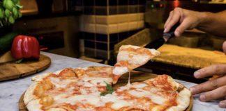Crazy pizza Briatore