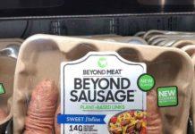 salsicce non salsicce beyond meat