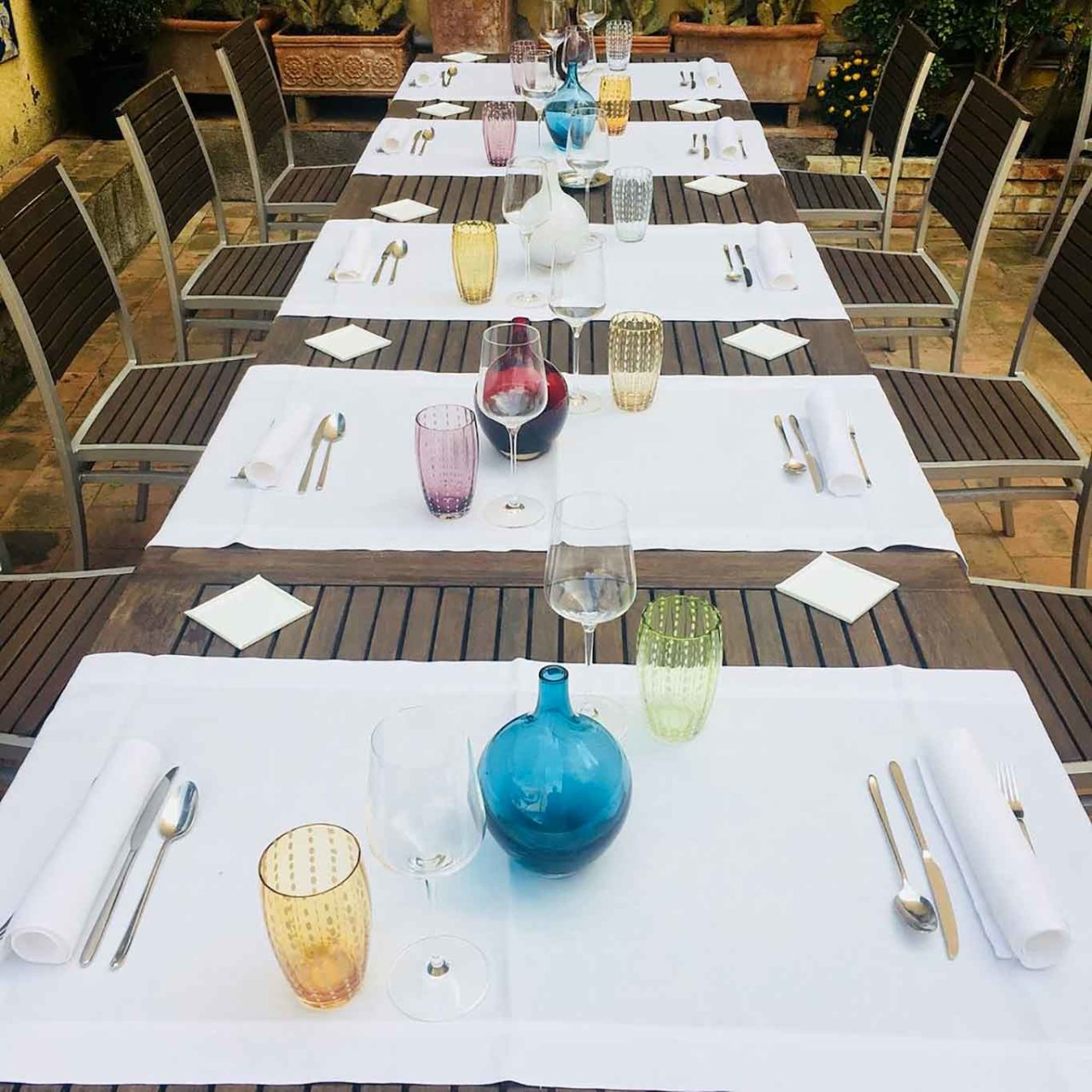 Kisté easy gourmet Taormina terrazza