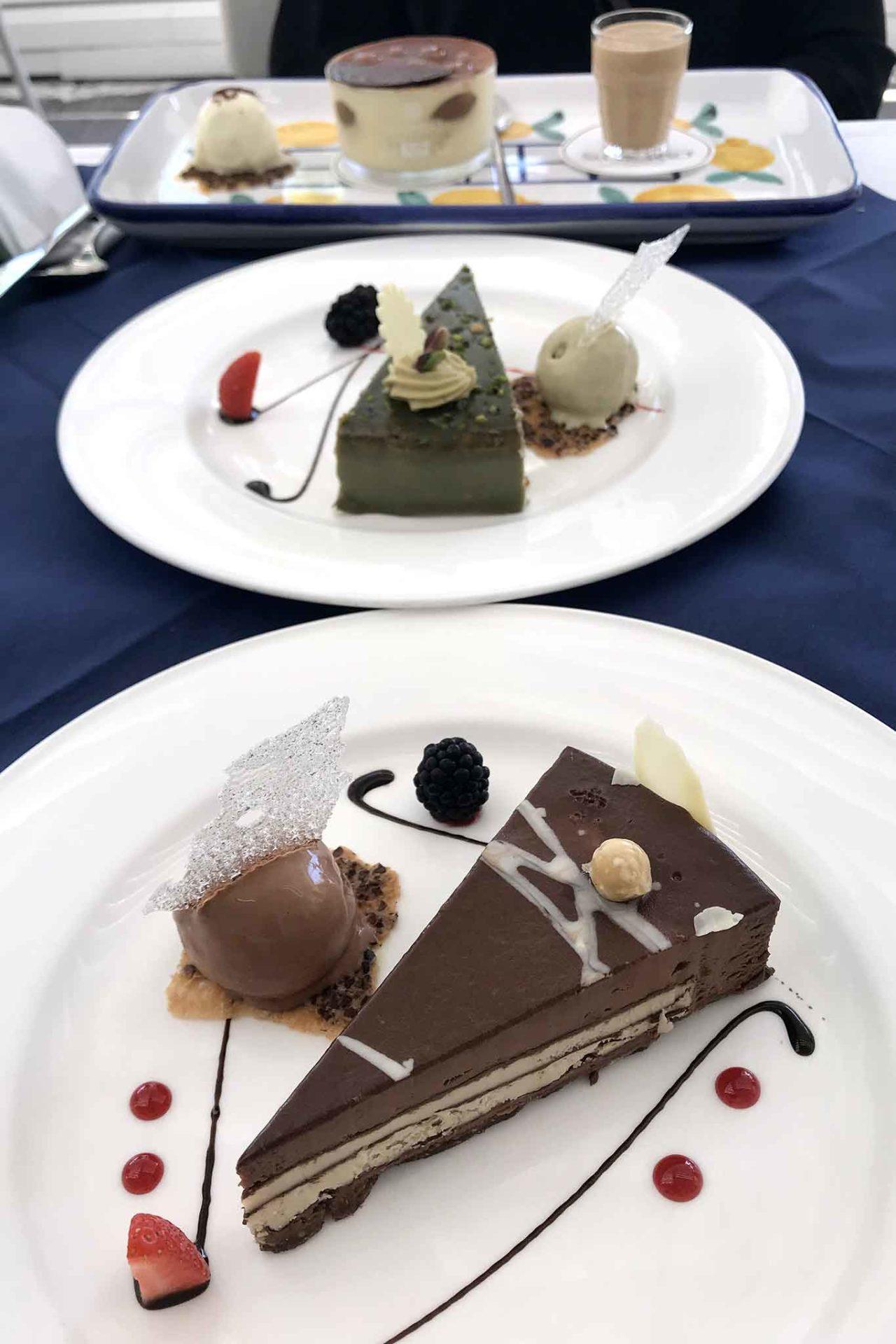torte e dolci Sal De Riso
