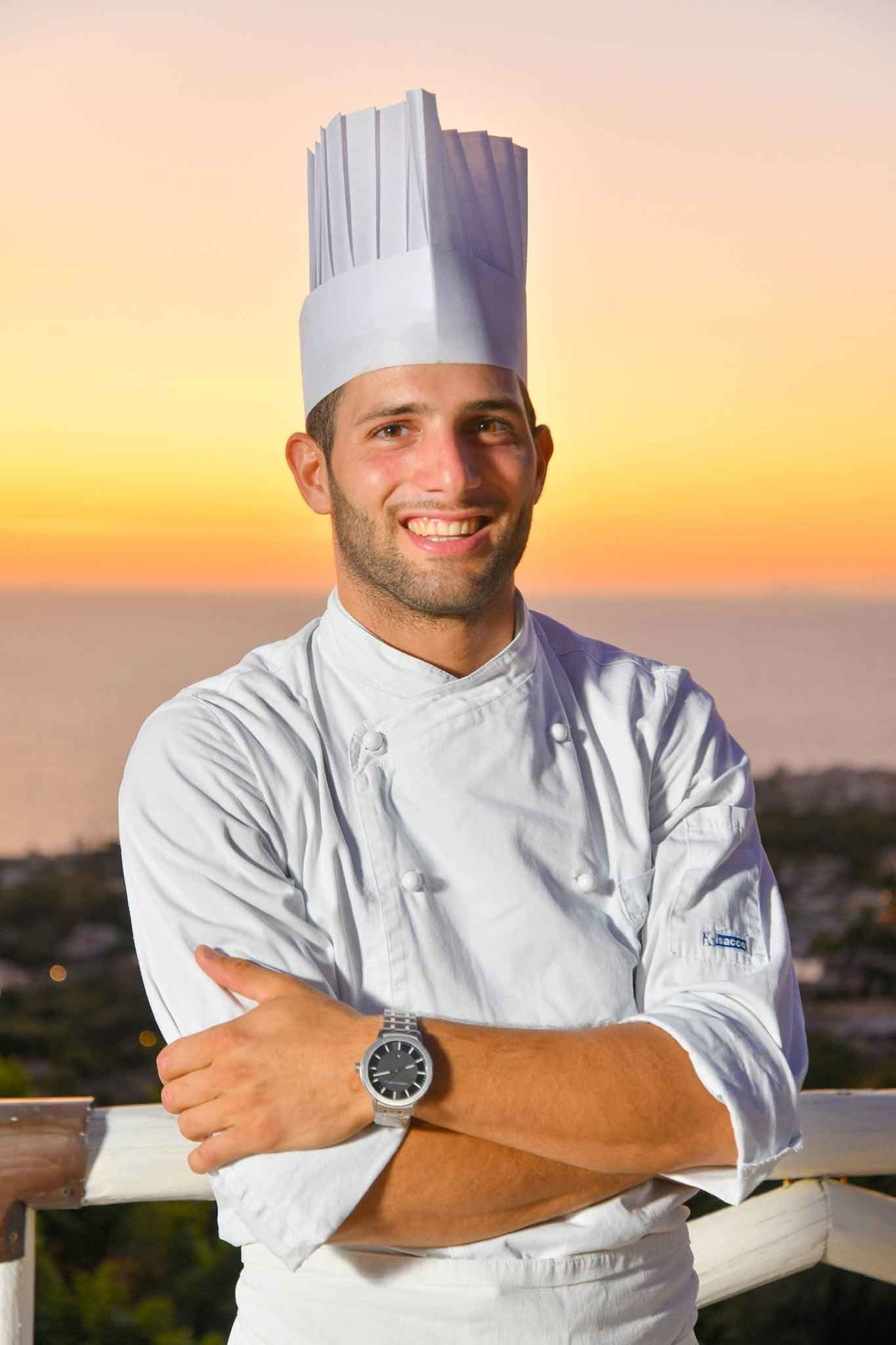 giovane cucina a Ischia: Antonio Monti