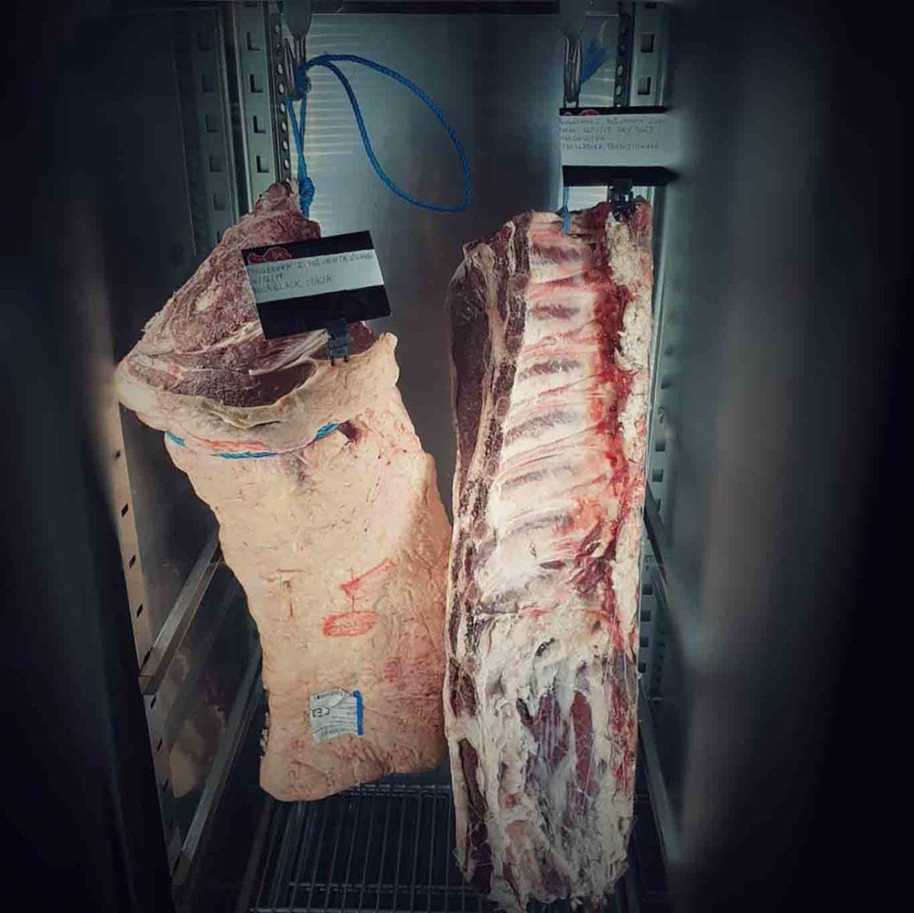 bistecca e frollatura dry aged