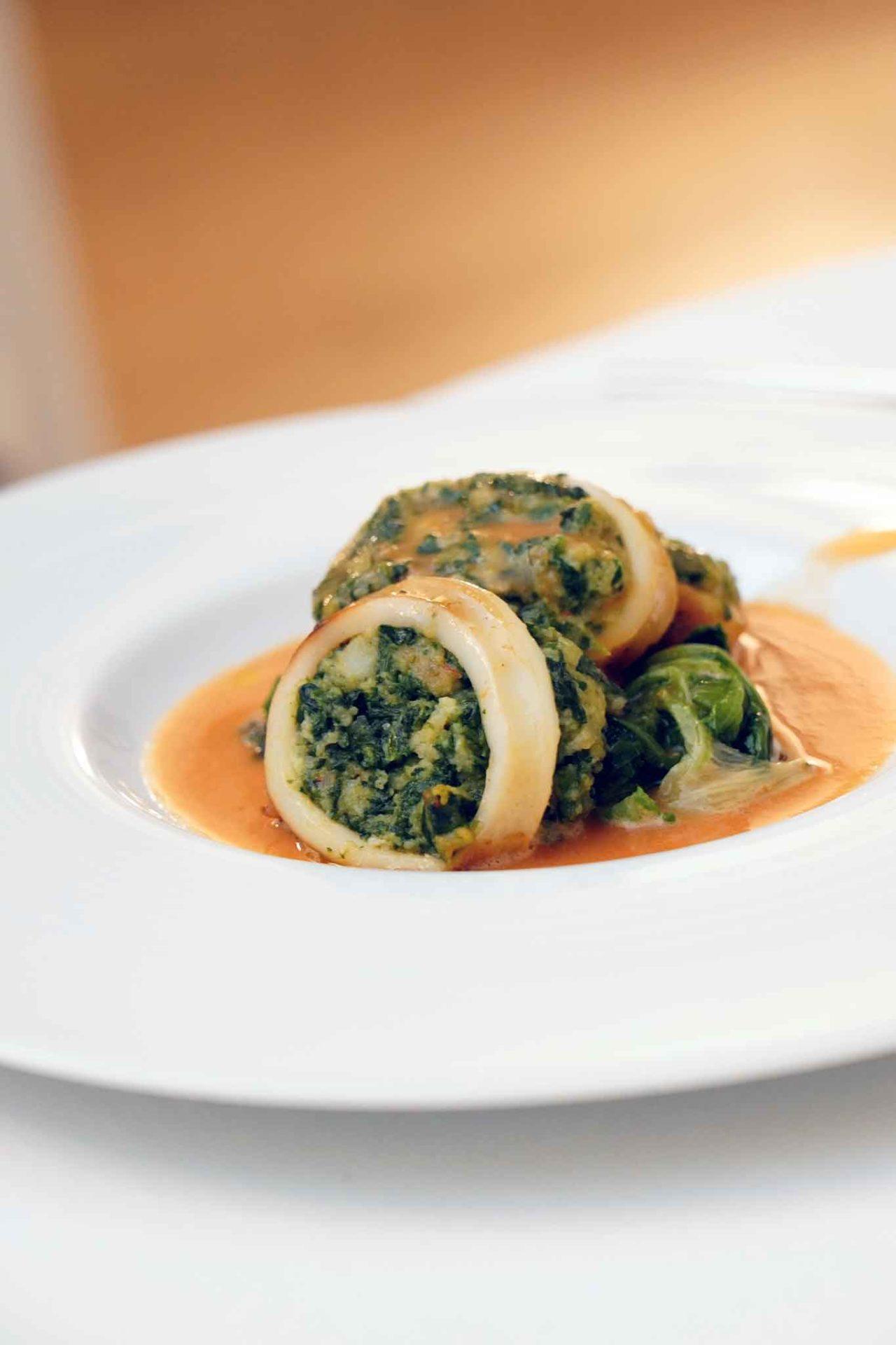 calamari Casa del Nonno 13 ristorante Mercato San Severino