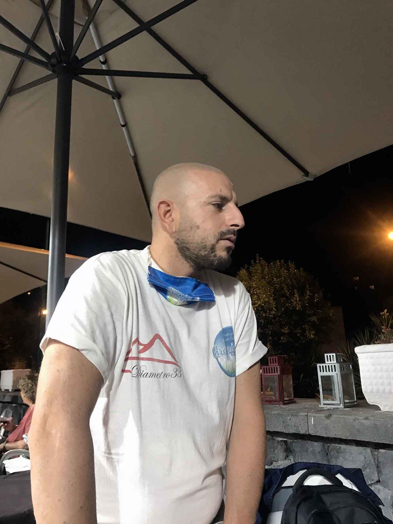 Giuseppe Uliano Diametro 33 Napoli