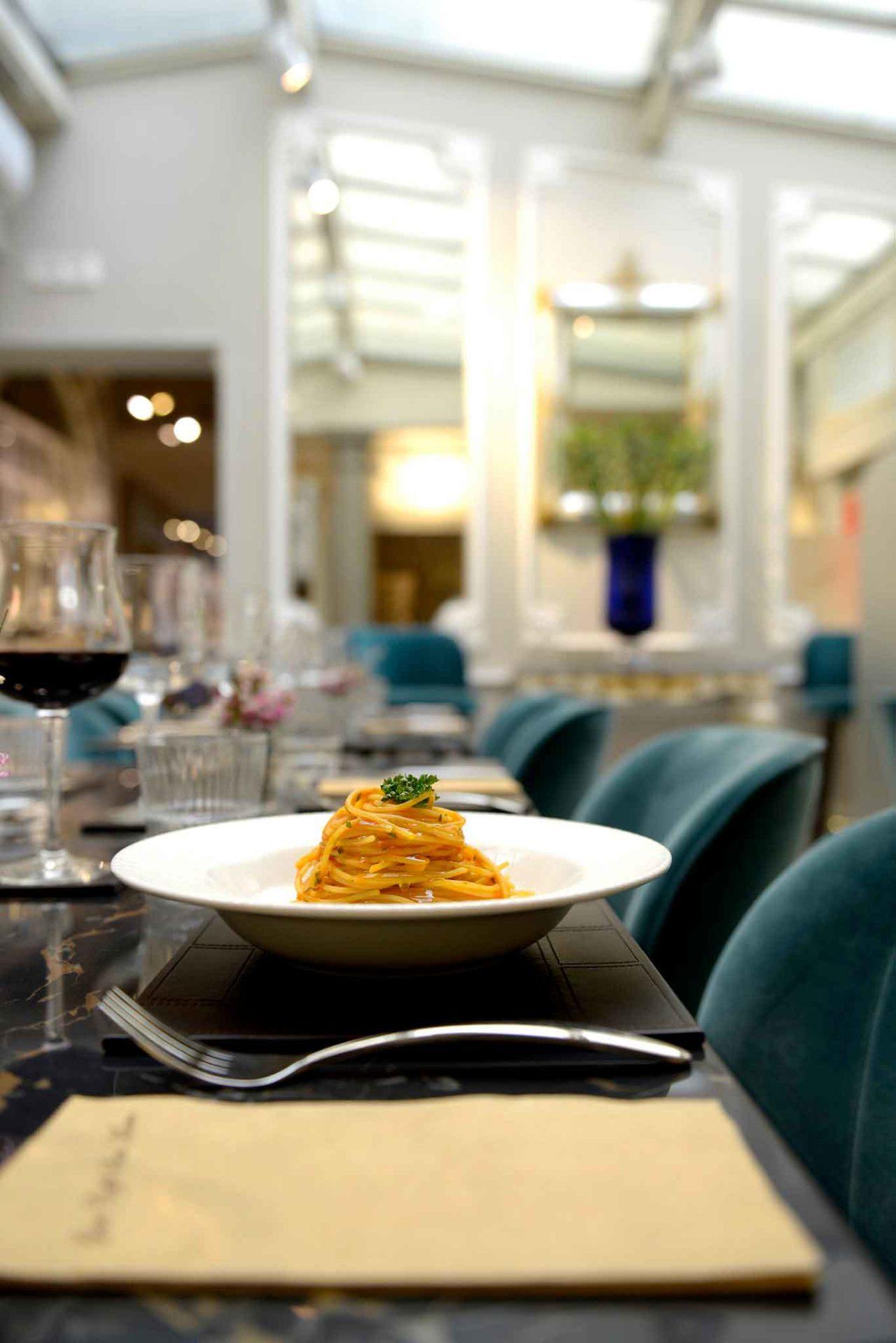 Gran Caffe San Marco Firenze piatto