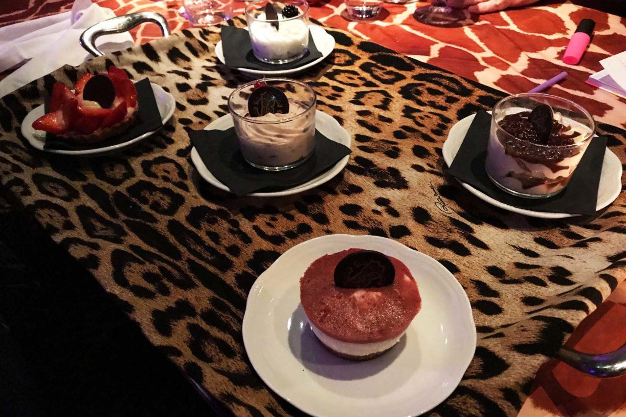 assortimento dessert