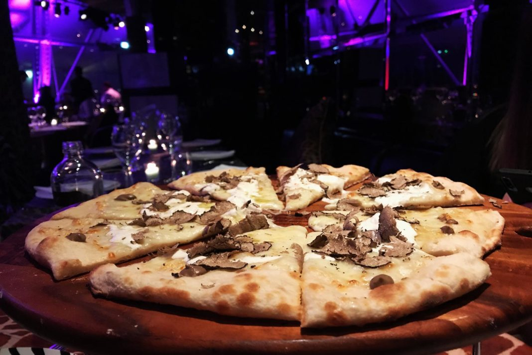 Just Cavalli Milano pizza Tartufo Nero