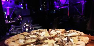 Just Cavalli Milano pizza Tartufo Nero