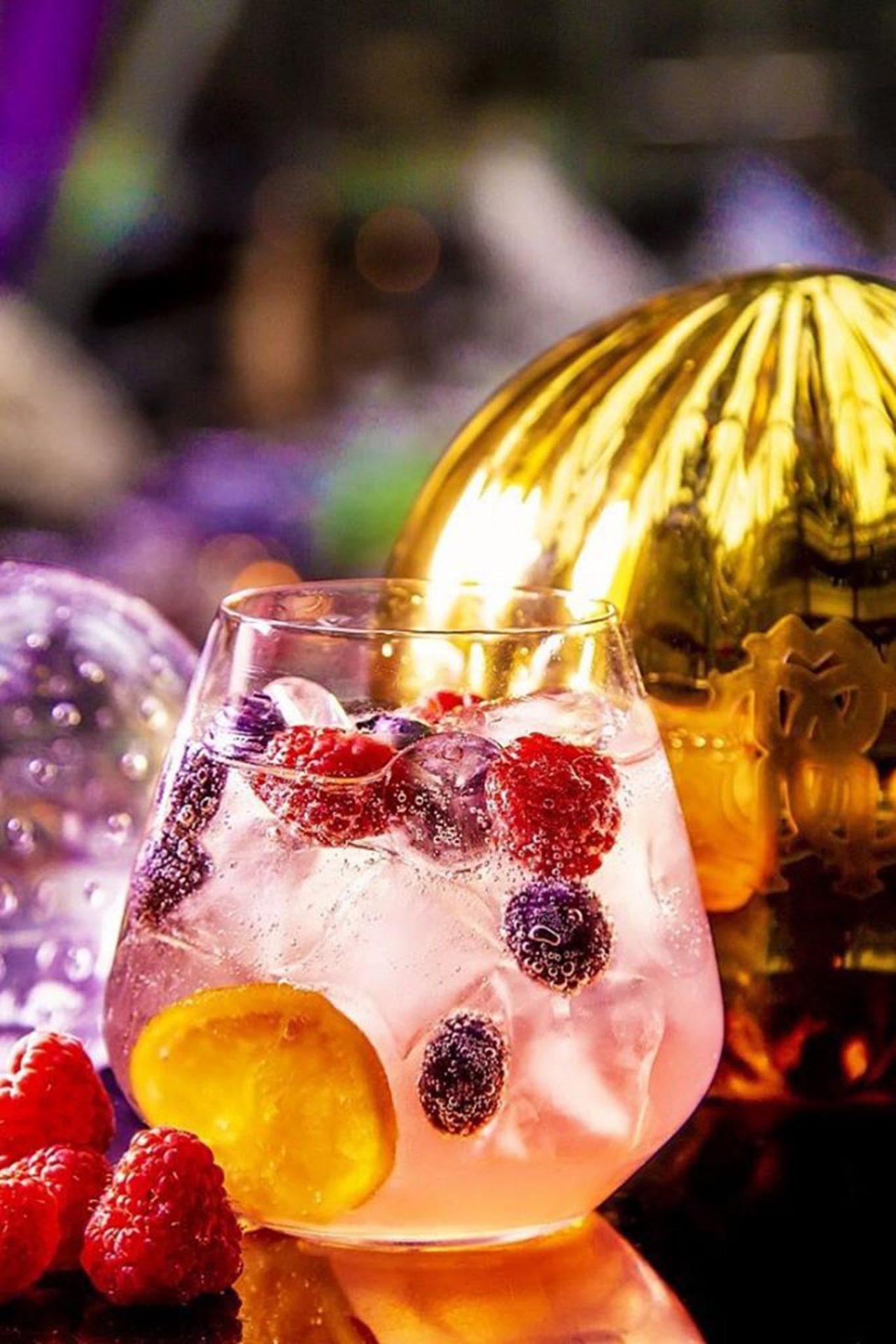 Just Cavalli Milano signature cocktail