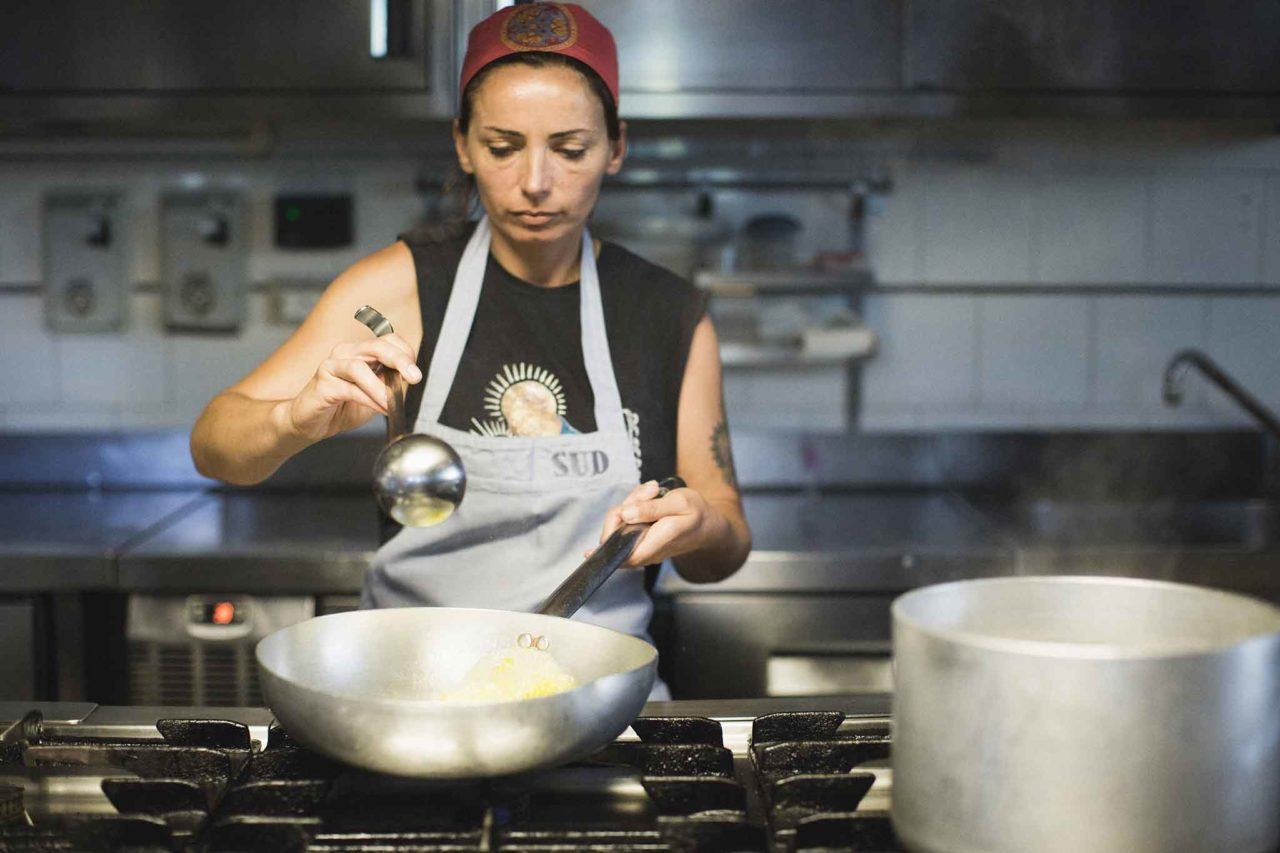 Marianna Vitale cucina Guida Michelin chef donna