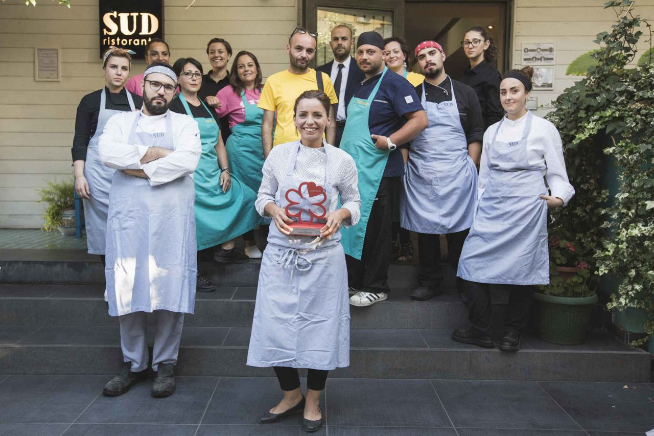 ristorante SUD brigata