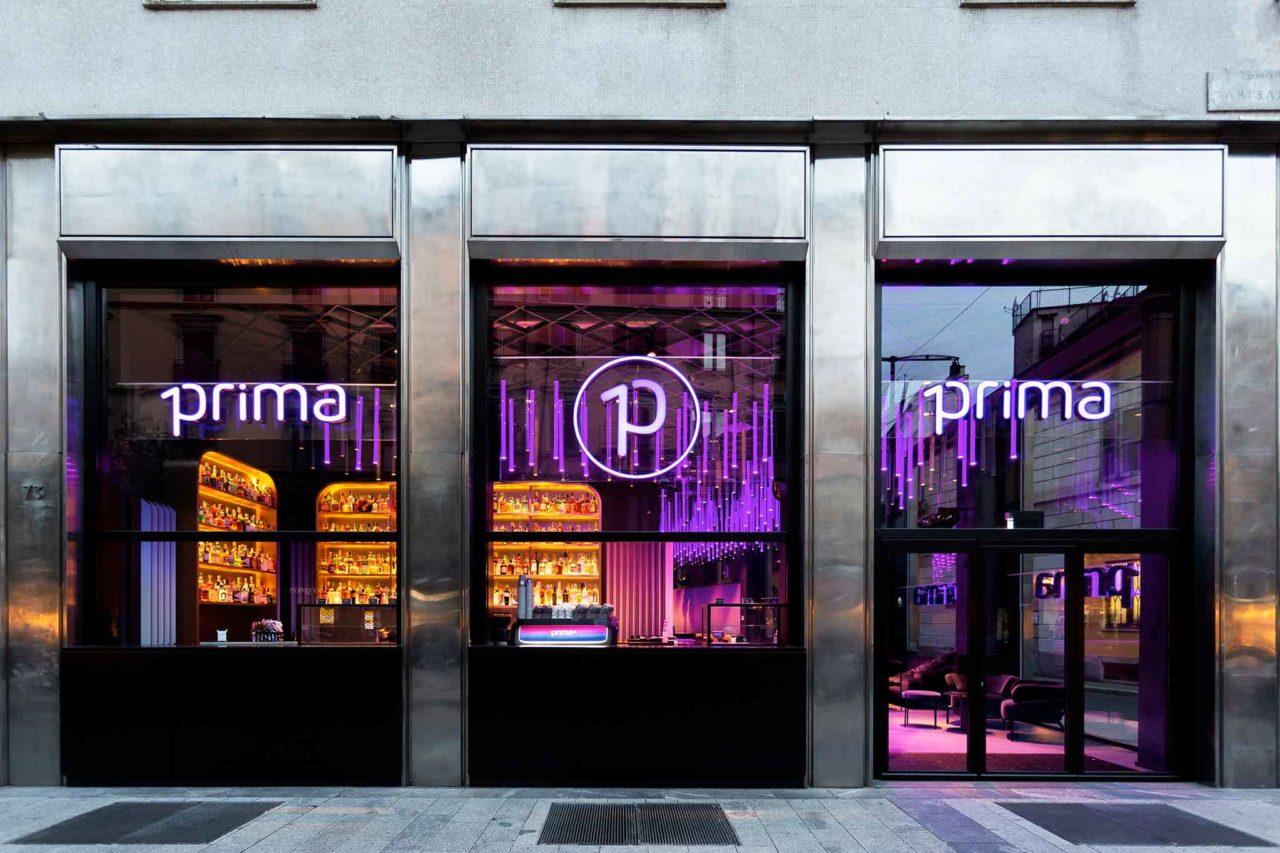 Prima Cafè Milano