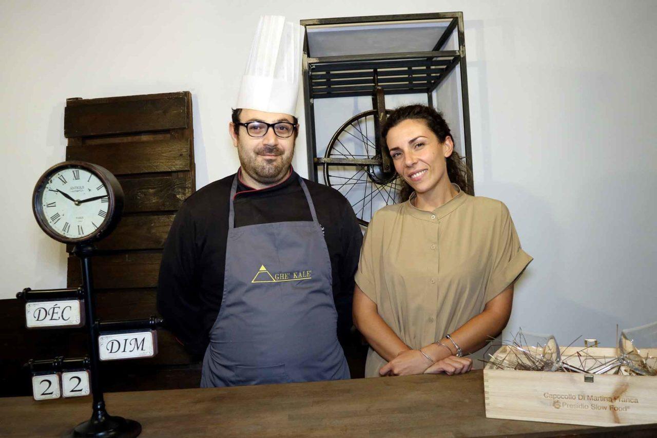 Raffaele De Risi e la pasta alla Nerano