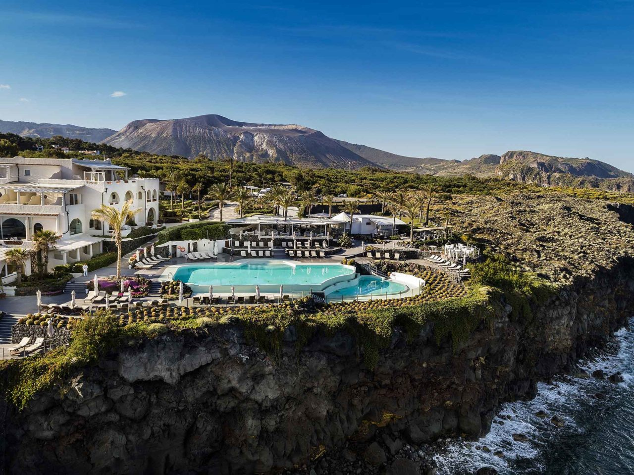 Therasia Resort di Vulcano