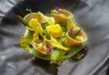 Zash ristorante Giarre Riposto Sicilia piatto Giuseppe Raciti