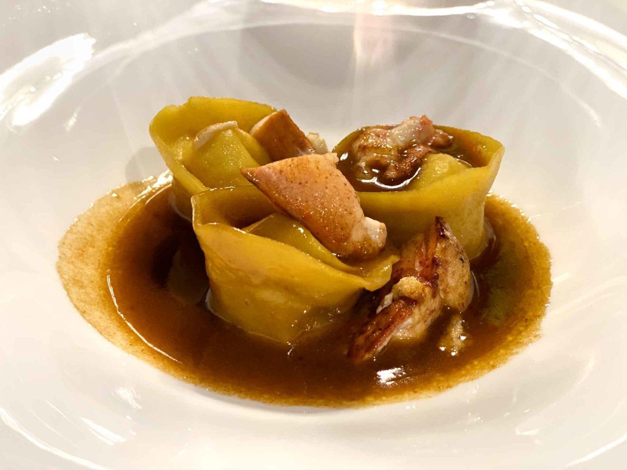 ravioli Zash ristorante Giarre Riposto Sicilia