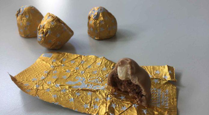 bacio perugina gold limited edition morso