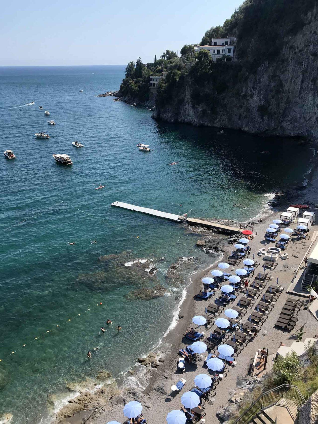 Giardini del Fuenti beach club