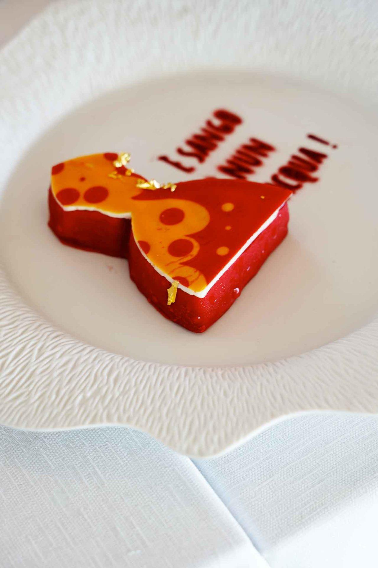 il dolce di Angelo Mattia Tramontano