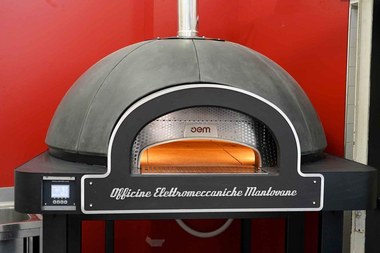 forno elettrico per pizza napoletana Dome Officine Elettromeccaniche Mantovane