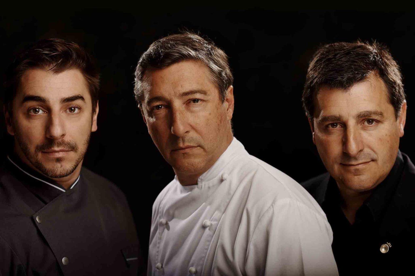 fratelli Roca El Celler de Can Roca ristorante Girona Spagna