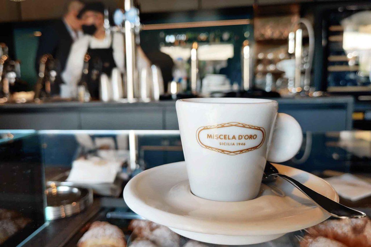 miscela d'oro messina caffe
