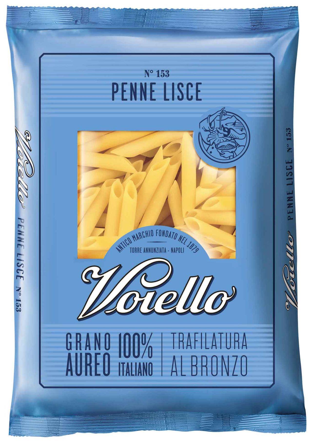 Pasta migliore al supermercato penne lisce Voiello