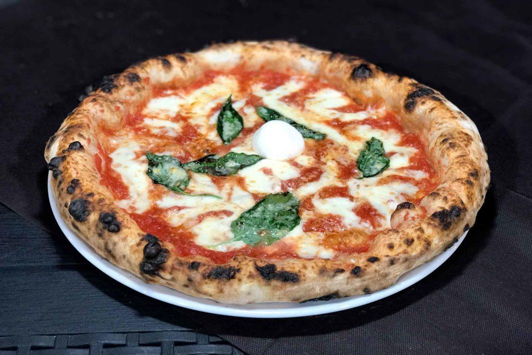 pizza margherita Diametro 33 Napoli