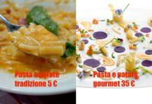 prezzi pasta e patate