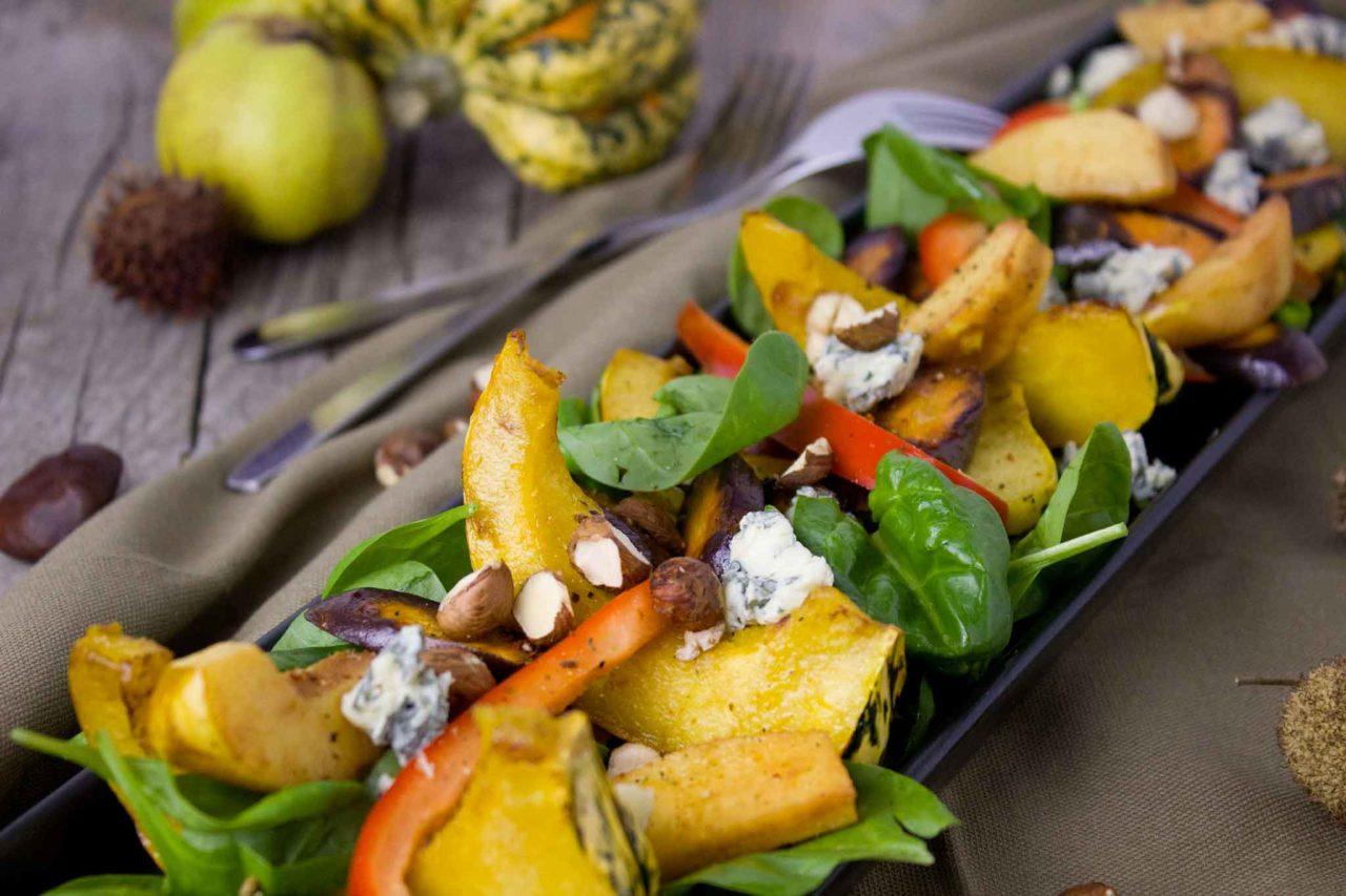 Aan Sjuuteeänjd ristorante sostenibile Olanda piatto ortaggi