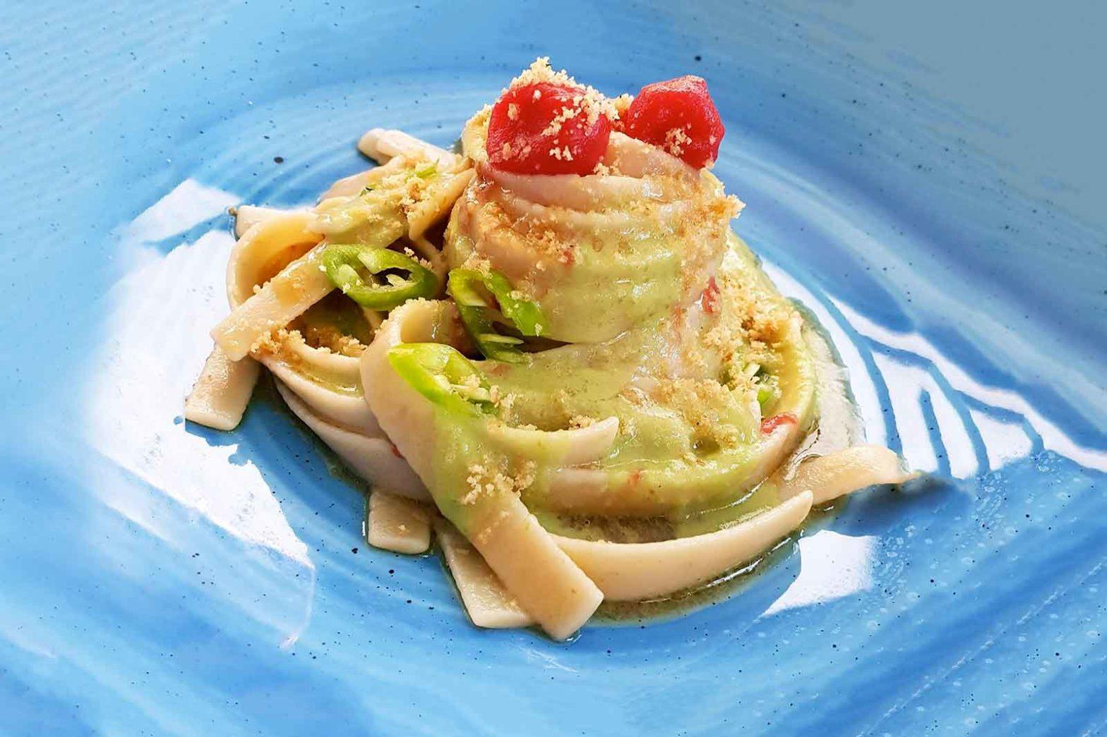 ristorante Il Principe Pompei pelusiello pasta