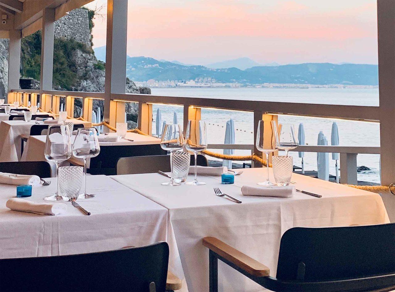 ristorante Riva del Fuenti