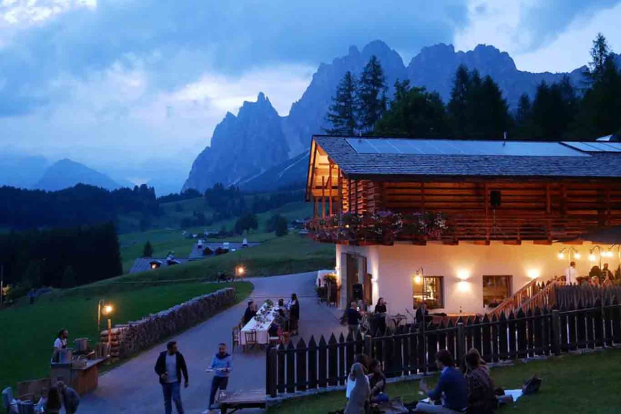 ristorante San Brite a Cortina d'Ampezzo